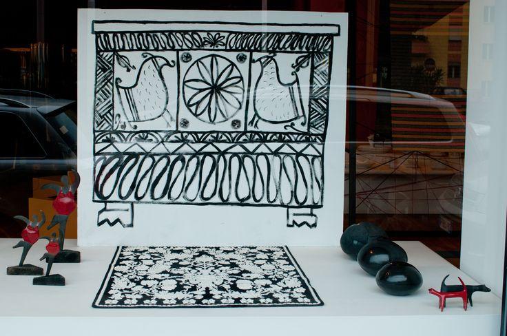 Vetrine in collaborazione con Manuela Cao  Fotografia Manuela Cao ISOLA-Cagliari