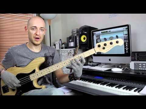 Using triads to create bass Lines - Lesson with Scott Devine