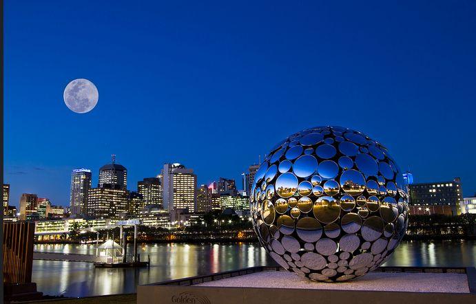 Brisbane City ,Australia.3