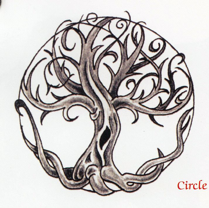 Tree of life Tattoo idea?