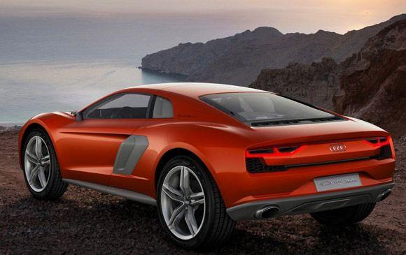 Audi Nanuk je plagijat?