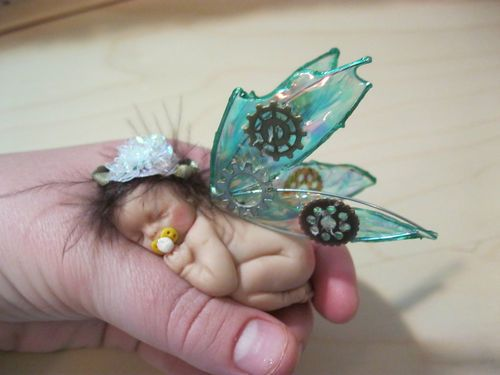 fairy baby. So dang sweet!