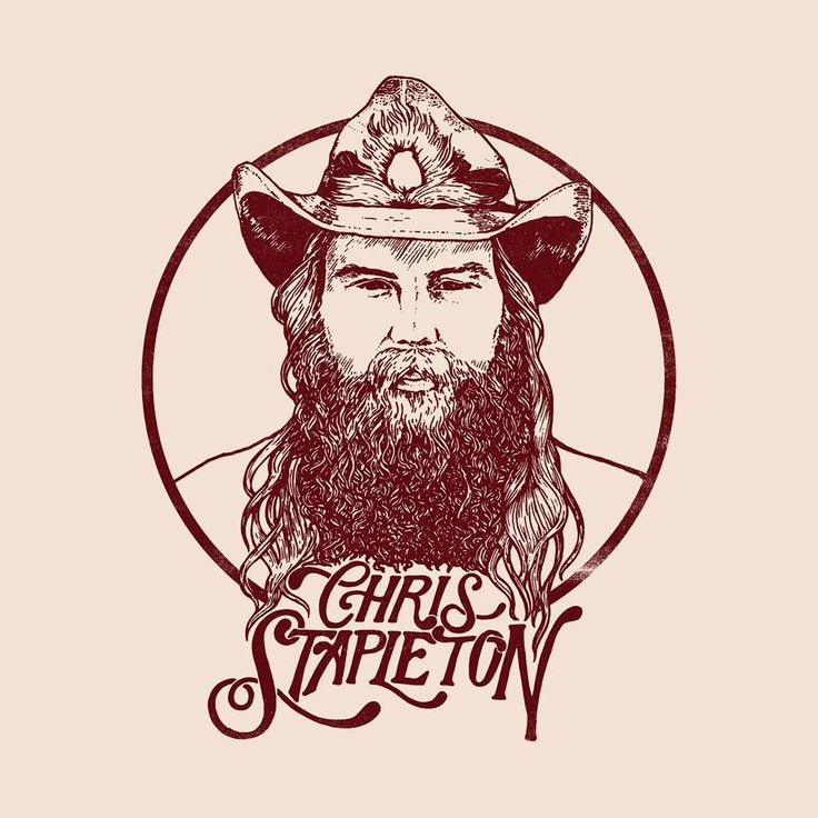 "Chris Stapleton's new album ""From A Room: Volume 1"" will be released May 5!"