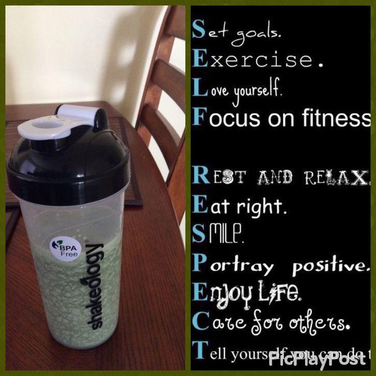 Day 6 of Shakeology!!! #health#fitness#beachbody