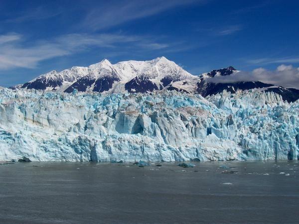 Hubbard Glacier, Alaska Cruise