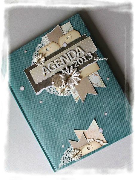 agenda 2014 scrapbook