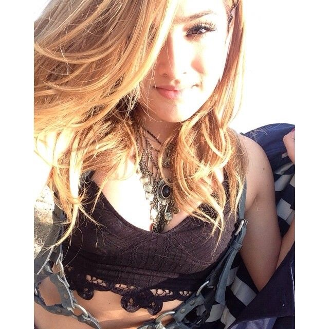 Olivia 'Chachi' Gonzales Nude Photos 76