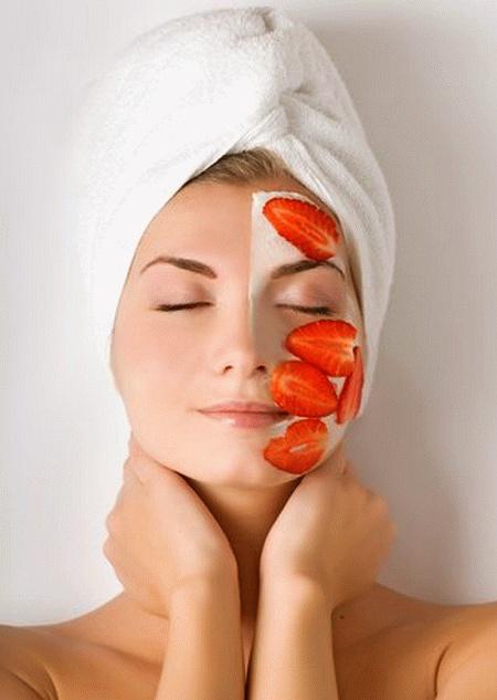 """La ricetta """"fai da te"""" per una maschera alle fragole esfoliante e idratante. http://www.mitrucco.it/una-gustosa-ricetta-maschera-peeling-alle-fragole/"""