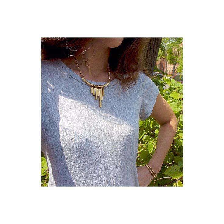 SALTO necklace Snake bracelet  #lielandlentz #Jewelry #Necklace #Gold #Minimal #Fashion #Modern