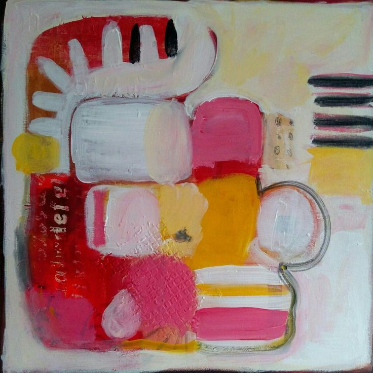 #kobus#malgosia#abstract painting #plan of a