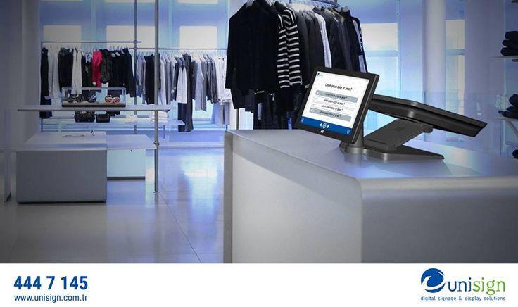 Tablet Stantlarla müşteri geri dönüşlerini gerçek zamanlı olarak toplayın, anında aksiyon alın.