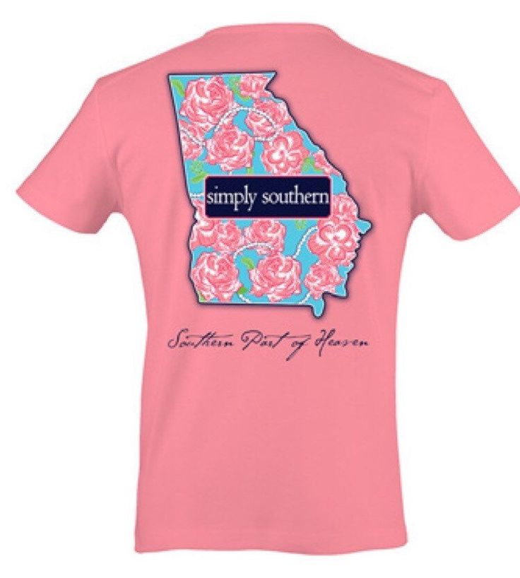 Simply Southern Short Sleeve Printed Tees by TwoLittleHootsDesign on Etsy