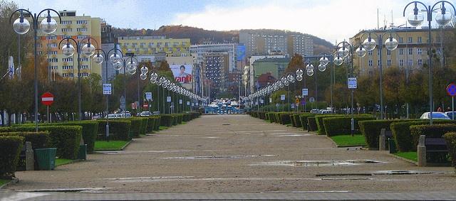 Gdynia - Kościuszko Square