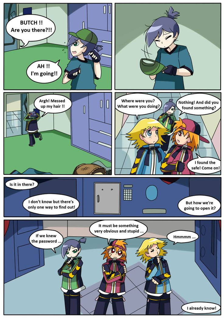 PPGZ - Chapter 2 - Pg. 15 by AlineSM on DeviantArt