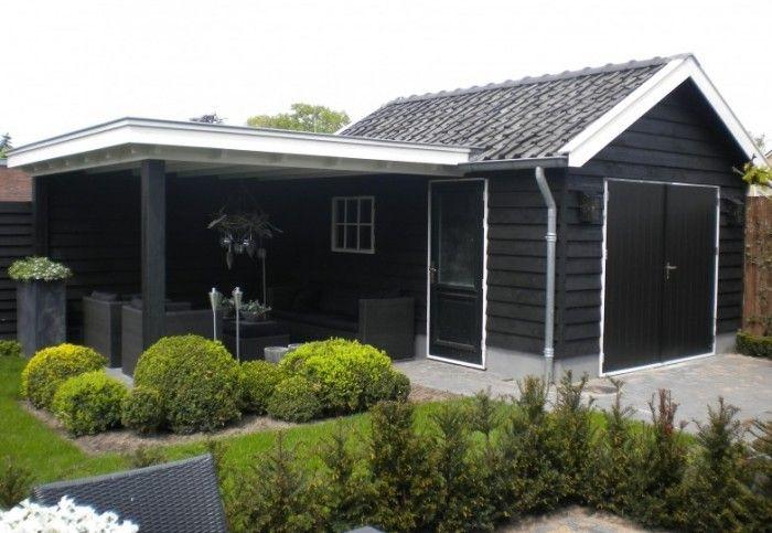 buiten  - mooi tuinhuis /garage