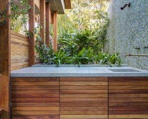 Aardvark Design outdoor POPconcrete benchtop