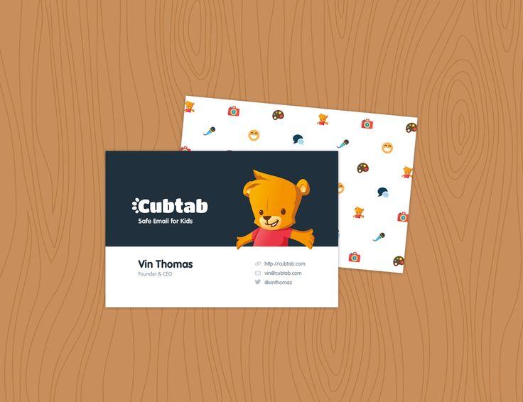 Cubtab cards
