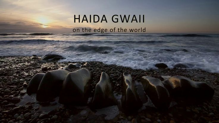 Haida Gwaii: On the Edge of the Word won Vancouver Film Critics Circle awards for best Canadian documentary and best B.C. film