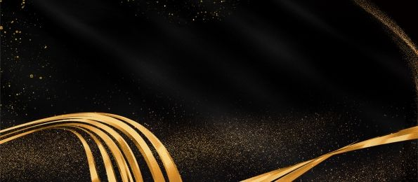 Gold Lace Pattern On A Black Background Invitations Fond Dore Fond Couleur Image De Fond
