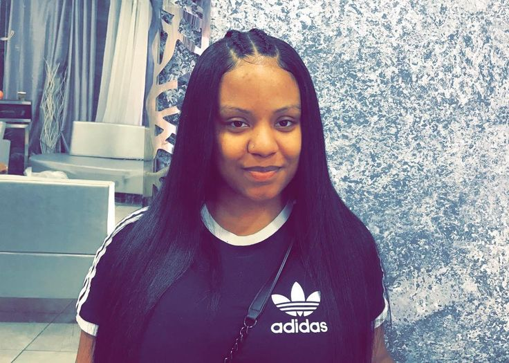 """19 Likes, 1 Comments - Essencia (@hairbyessencia) on Instagram: """"Partial sew in hair from @kendrasboutique"""""""