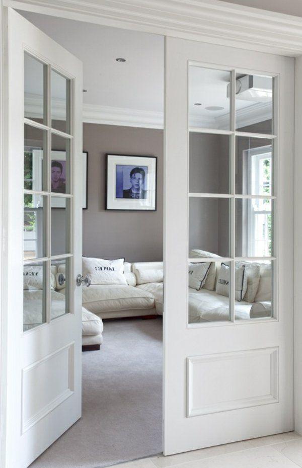 comment choisir la plus belle porte vitr e entr e pinterest portes porte vitr e et salon