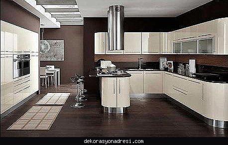 dekorasyonadresi Kelebek mobilya mutfak modelleri Kelebek mobilya