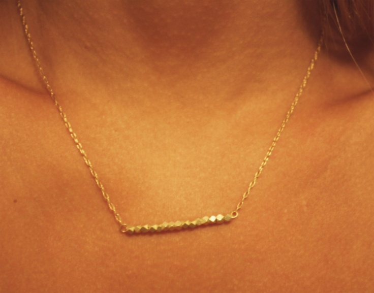 Isis Necklace- gold