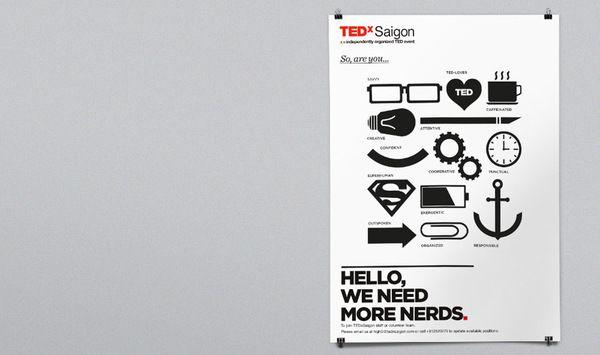 TEDxSaigon Recruitment