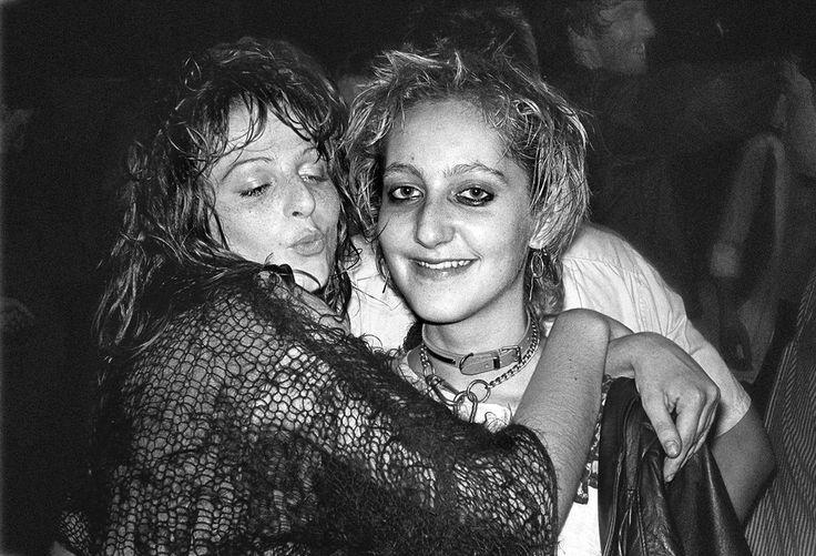 Ari Up at The Vortex, 1977. Photo by Derek Ridgers, courtesy of Carpet Bombing Culture.