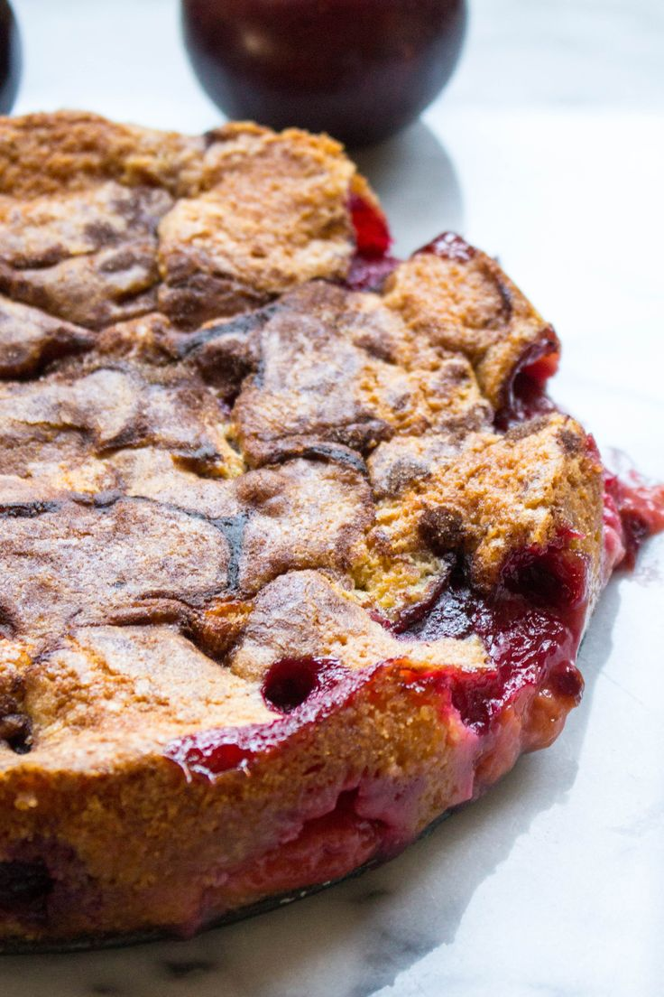 Coley Cooks - The New York Times Famous Plum Torte recipe