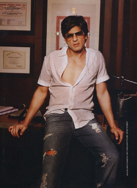 Shah Rukh Khan... What would Bollywood be without him?