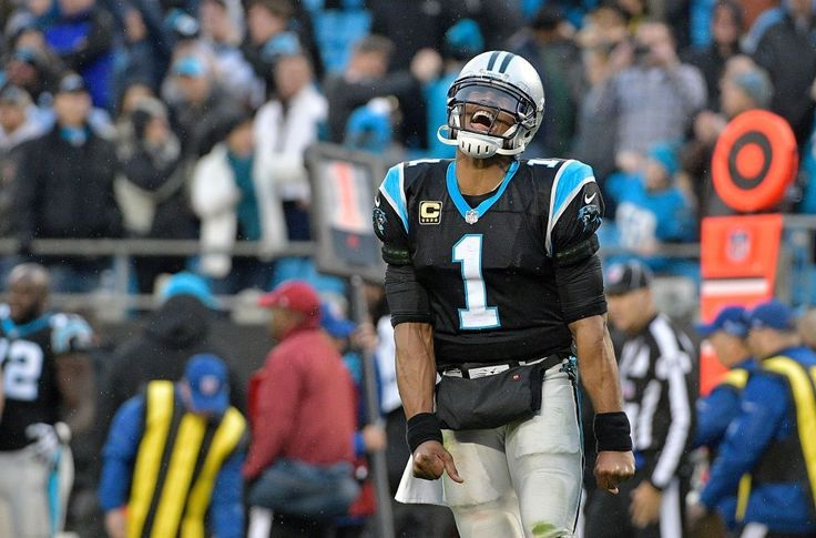 Going for two: Cam Newton takes very painful hit in Panthers game