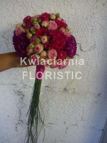 Kwiaciarnia Floristic Lublin - bukiety ślubne lublin, kwiaty lublin, wiązanki ślubne lublin