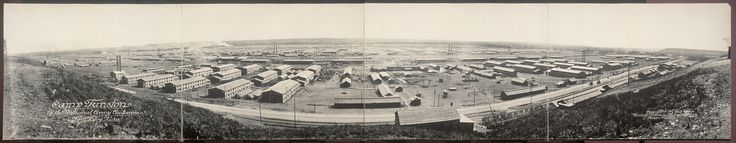 Camp Funston, 14th National Army Cantonment, Fort Riley, Kans. 1917