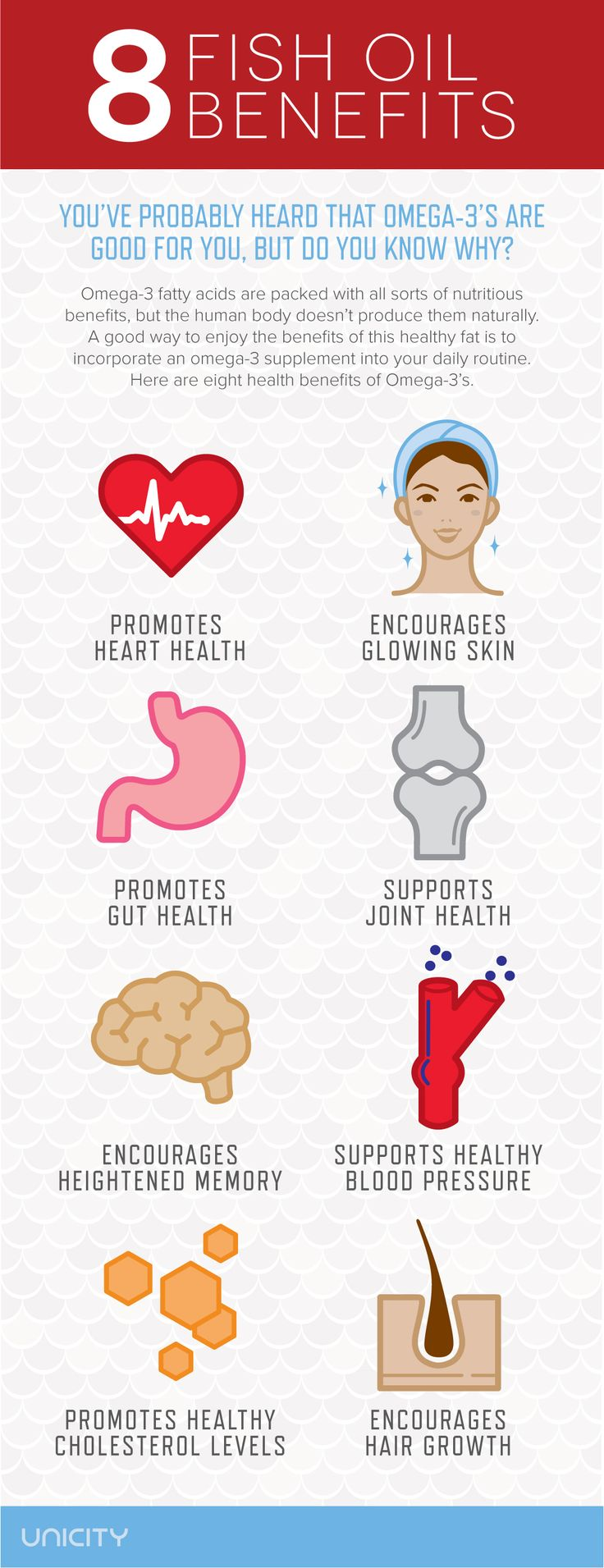 50 best unicity blog images on pinterest skin treatments for What are the benefits of taking fish oil