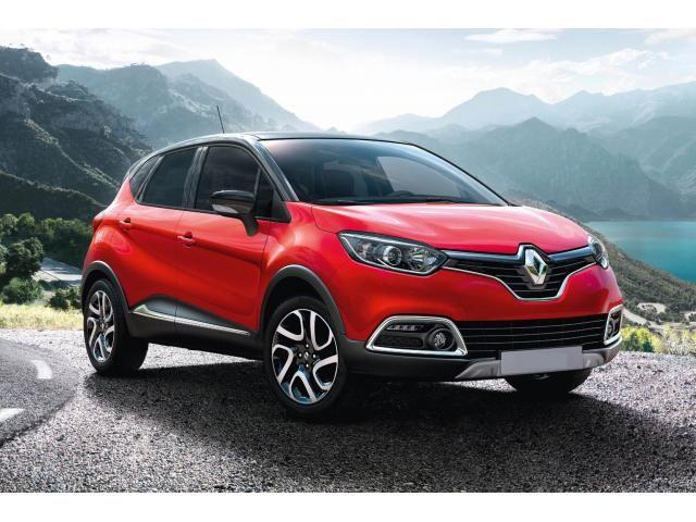 Verkaufe Renault Captur Helly Hansen EDC Tce