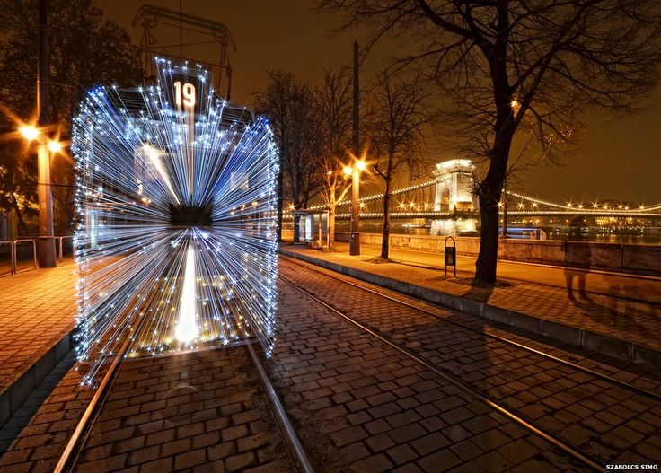 BBC News | Urban Photographer of the Year - A Christmas tram on the side of the River Danube in Budapest won Szabolcs Simo the first prize in the 16-25 age category. see on Fb https://www.facebook.com/BudapestPocketGuide/photos/a.133754320021168.26142.126597814070152/796957173700876/?type=1&theater  #Budapest #photography #awards #MyBudapest #Travel2Budapest