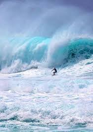 Resultado de imagen de Hawaii: Waikiki, costa norte de Oahu. Surf
