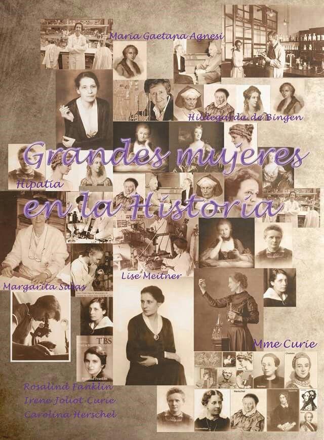 Grandes mujeres en la historia