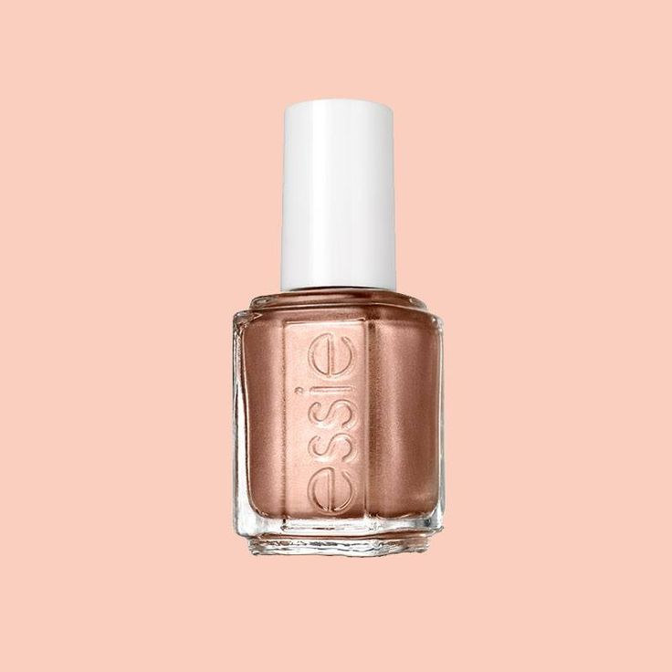 5 Rose Gold Nail Polishes For Fall