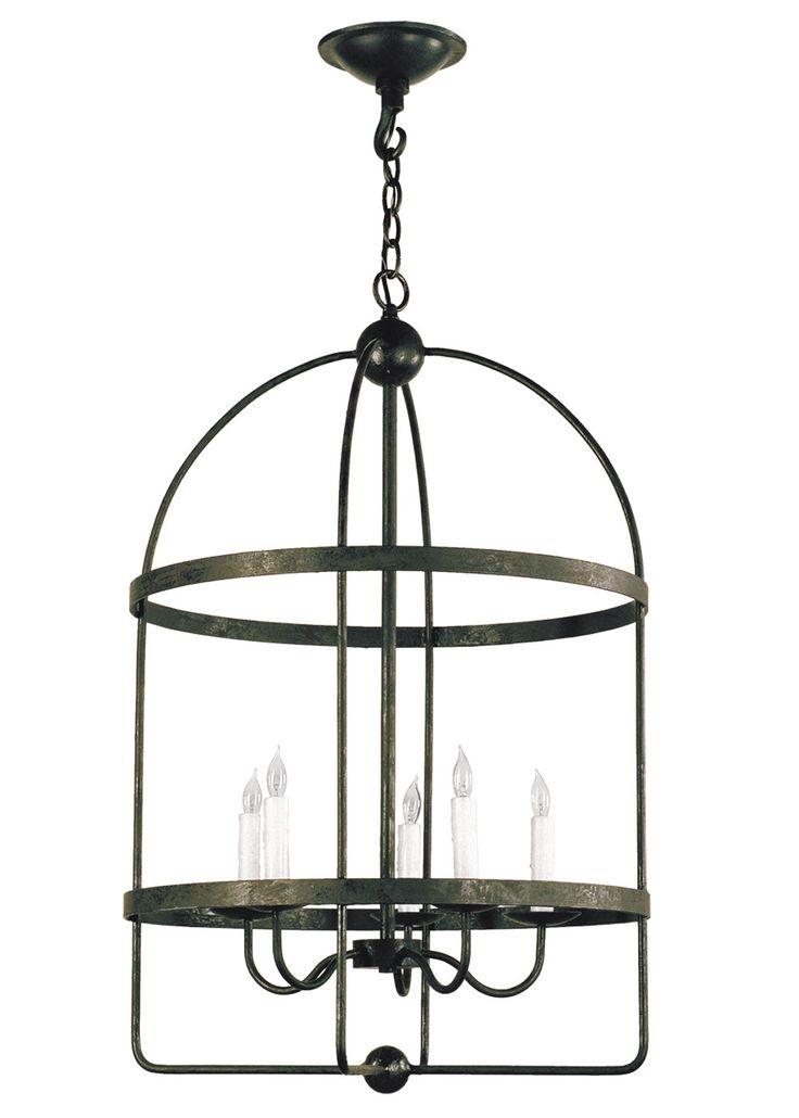 Karlin Hall Lantern (#6055) | DF Companies #LuxuryLighting #Lighting  #InteriorDesign