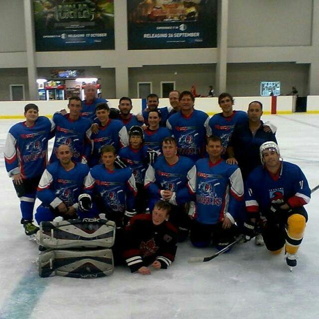 Warriors team