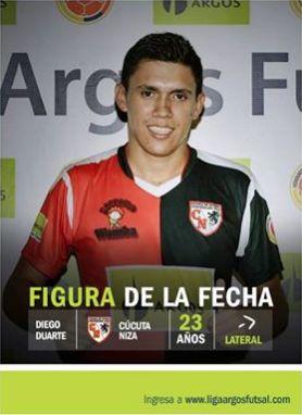 Figura de la quinta fecha. #FútbolRevolucionado