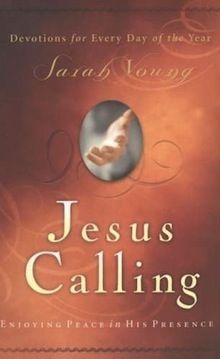 Jesus Calling is, in its own way, a very dangerous book. Though the theology is largely sound enough, my great concern is that it teaches that hearing words directly from Jesus and then sharing these words with others is the normal Christian experience. In fact, it elevates this experience over all others. And this is a dangerous precedent to set. I see no reason that I would ever recommend this book.