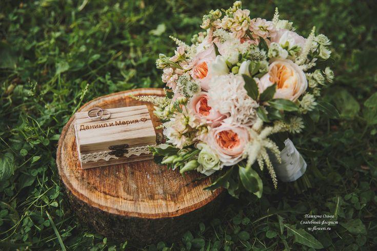 Букет невесты с пионовидными розами #букет #букетневесты #свадебныйдекор #bouquet #bride