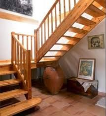 17 best images about escaleras de madera on pinterest for Madera para gradas