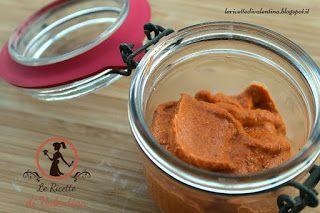 Le Ricette di Valentina: Pesto di peperone rosso e semi di girasole