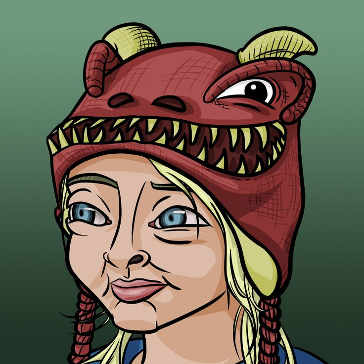 Caricature by Bryce Knudtson http://oncetrundlers.com/products-page/product-category/digital-caricature/