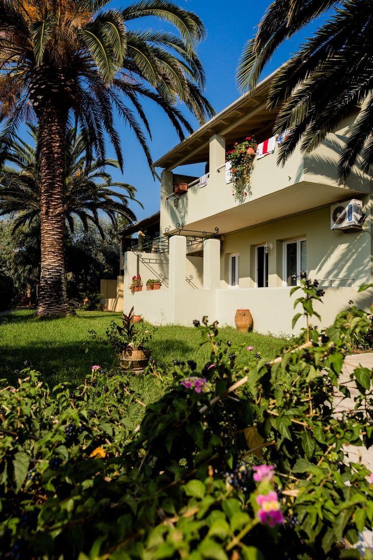Sunny verandas!
