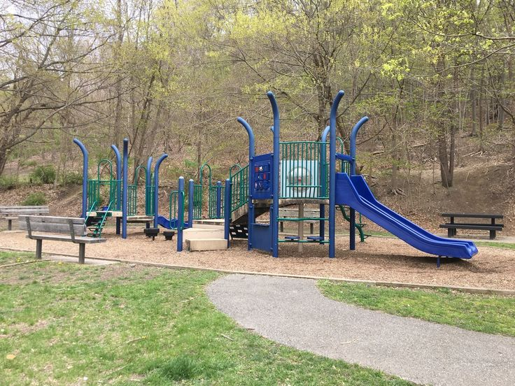 Article on playgrounds,  parks etc